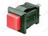 Кнопка RWD-316 (красная без фикс.)