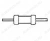 Резистор 620R 1W МЛТ (Распродажа)