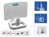 Антенна комнатная CONNECT 2.0 для 3G/4G USB-модема 2G/3G/4G/LTE; 900-2700 MHz; 7-9dB; USB-удлинитель 3м