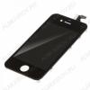 Дисплей для Apple iPhone 4 модуль черный дисплей, стекло, тачскрин