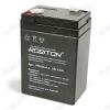 Аккумулятор 6V 4.5Ah VRLA6-4.5 свинцово-кислотный; 70*47*100+6