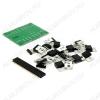 Радиоконструктор Устройство исполнительное 16 каналов NT711 (для модуля МР710) 16-канальное исполнительное устройство для работы совместно с модулем МР710