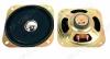 Динамик d=102mm; h=32mm; YD103-10RU-45; 8R; 3W/5W; 130-12500 Hz уши; магнит 45мм, для радиоприемников