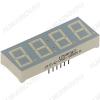 Индикатор CA56-12SRWA LED 4DIG,0.56',R,AN;
