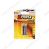 Элемент питания LR03/AAA/286 X-POWER 1.5V;щелочные;блистер 2/20/100                                                                                         (цена за 1 эл. питания)