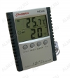Термометр цифровой HC-520 Измерение наружной и внутренней температуры, внутренней влажности; (гарантия 6 месяцев)