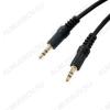 Шнур (APH-091-5) 3.5 шт стерео/3.5 шт стерео 5.0м Plastic-Gold