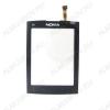 ТачСкрин для Nokia X3-02 черный