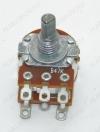 Потенциометр СП3-400ВМ 47K + выкл. Переменный, вал 3/12, лыска
