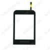 ТачСкрин для Samsung C3300 черный