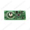 Радиоконструктор Аудиорегулятор стерео MP1231 (на AD8403) 2-х канальный цифровой переменный резистор 10 кОм (AD8403, 255 шагов регулировки), перестраиваемый с помощью валкодера или ИК-пульта.