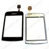 ТачСкрин для Nokia C2-02/C2-03/C2-06-C2-07/C2-08 черный