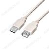 Шнур USB A шт/USB A гн 0.5м
