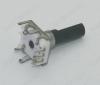 Потенциометр энкодер а/м EC12-20F-N 3 pin Вал 20 мм, лыска с насечкой