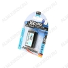 Аккумулятор 6F22/F8 300mAh maxE 5035453 (низкий саморазряд, предзаряжены) 9V;NiMh;блистер 1/10                                                                                                          (цена за 1 аккумулятор)