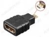 Переходник (2199) MICRO HDMI штекер/HDMI гнездо