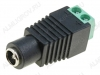Разъем (0961) DJK-00A с клеммником Гнездо на кабель, 5.5х2.1мм