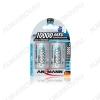 Аккумулятор R20/D 10000mAh 5030642 1.2V;NiMh;блистер 1/10                                                                                                          (цена за 1 аккумулятор