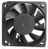 Вентилятор 12VDC 60*60*20mm JF0620S1H 0.17A; 29.4dB; 4500 об; Sleeve