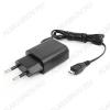 Адаптер AC/DC 220V/5V TinyCharger/MicroUSB 1000mA (разъем microUSB) Блок питания/зарядное устройство для MP3/Flash плееров, Apple iPod, моб.телефонов, смартфонов