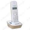 Радиотелефон KX-TG1611RUJ бежевый