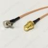 Адаптер антенный SMA гн/TS-9 шт для USB 3G модемов Huawei E392 и др.