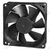 Вентилятор 12VDC 80*80*25mm JF0825S1H 0.19A; 3000 об; 31dB; Sleeve