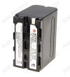 Аккумулятор для SONY AP-NP-F970 (аналог NP-F970) Li-Ion; 7.2V 7000mAh