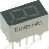Индикатор SA36-11SRWA R LED 1DIG,0.36',R,AN;6M4