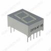 Индикатор SA56-11GWA LED 1DIG,0.56',G,AN;10M5