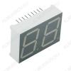 Индикатор DA08-11SRWA LED 2DIG,0.8',R,AN;29M