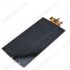 Дисплей Sony Xperia LT15i/LT18i Arc + тачскрин черный