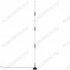 Антенна GSM автомобильная магнитная 15db FME