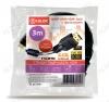 Шнур (DCC-HH300F) HDMI шт/HDMI шт 3.0м (с фильтрами) Plastic-Gold