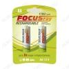Аккумулятор R6/AA 1700mAh 1.2V;NiMh;блистер 2/24/288                                                                                                  (цена за 1 аккумулятор)