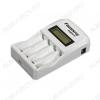 Зарядное устройство 91 для 1-4шт NiCd,NiMh R03/AAA, R6/AA, Vзар=1.4V 225-1800mA;
