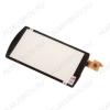 ТачСкрин для Samsung i8910 черный