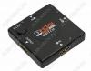 HDMI-Коммутатор SWITCH 3/1 (17-6912) пассивный 3 HDMI входа, 1 HDMI выход; 1080p; версия HDMI-1.4