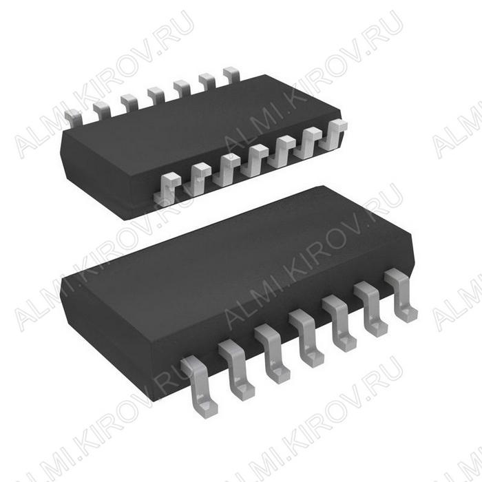 Микросхема TL084CD