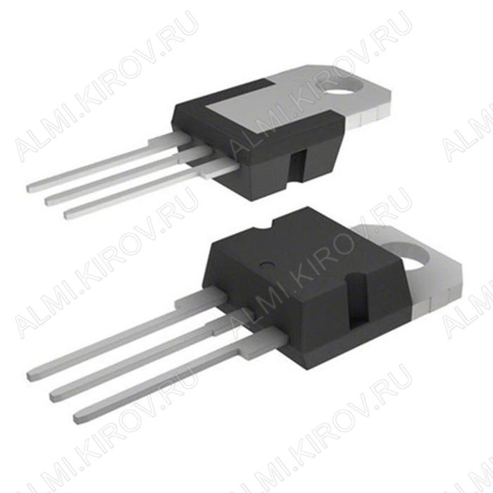 Транзистор IRF840 MOS-N-FET-e;V-MOS;500V,8A,0.85R,125W