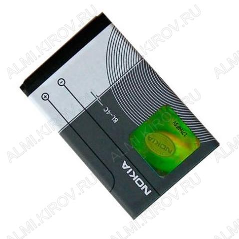 АКБ для Nokia 6100/ 2650/ 2652/ 5100 Orig BL-4C