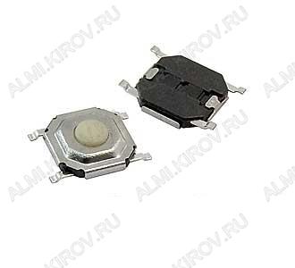 Кнопка такт.TSCB SMD (IT-1187) (5.2*5.2*1.5мм) 4pin