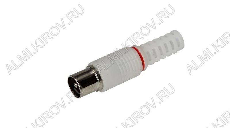 Разъем (340) антенный штекер на кабель без пайки