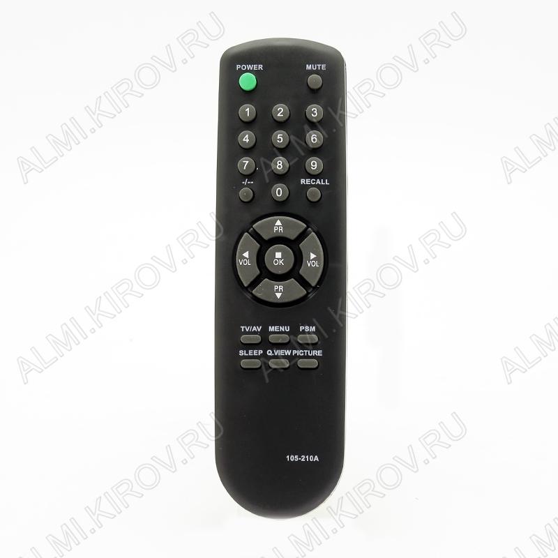 ПДУ для LG/GS 105-210A TV