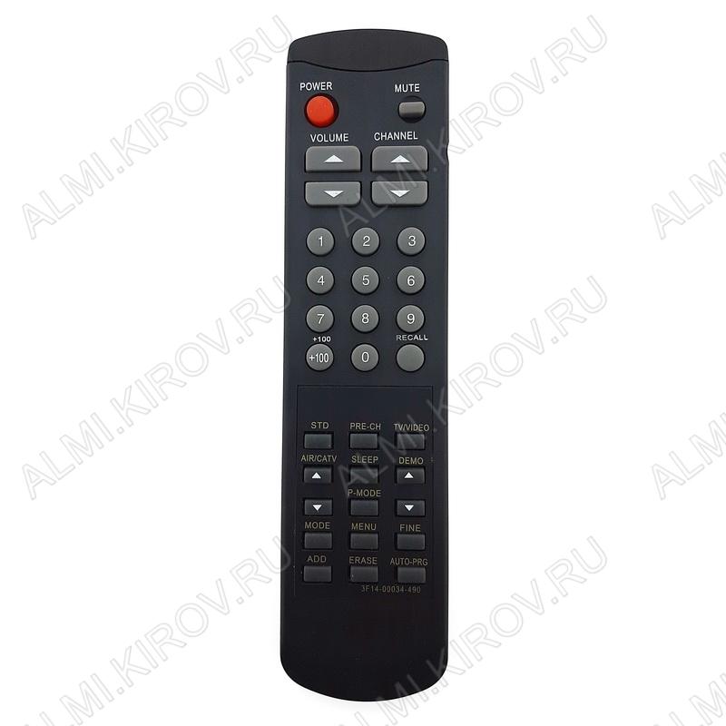 ПДУ для SAMSUNG 3F14-00034-490/402