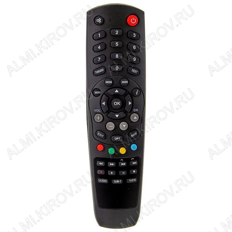 ПДУ для ДОМ.РУ HD5000 (для кабельного ресивера)