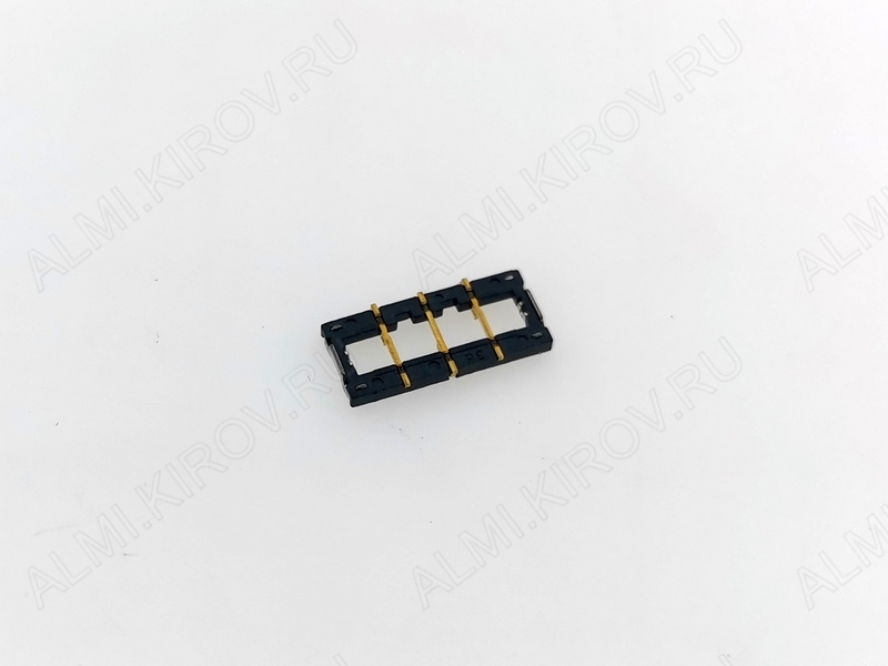 Коннектор АКБ для iPhone 5S/5C на плату
