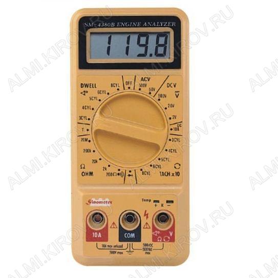 Мультиметр SM-4380B (гарантия 6 месяцев)