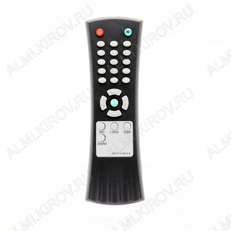 ПДУ для THOMSON RS17-11106-015 TV
