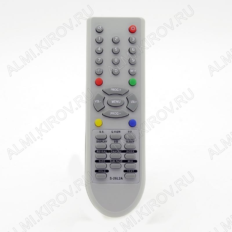 ПДУ для SUPRA S-26L2A TV